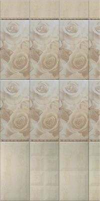 Декор Travertine Rose BC (14118 )