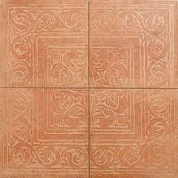 Декор з 4-х плиток rosa (rax27)