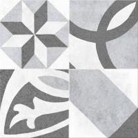 Плитка Cersanit HENLEY GREY PATTERN 29,8X29,8