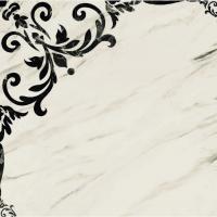 Плитка Click Ceramica Calacatta Decor Esquinas 56,5х56,5