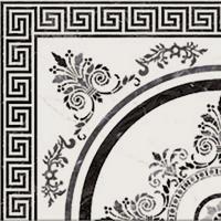 Плитка Click Ceramica Estatuario Roseton 45х45