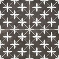 Плитка Dual Gres Poole Black 45х45 (1.42)