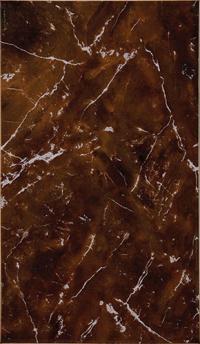 Плитка Intercerama Pietra темно-коричневая стена
