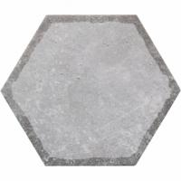 Плитка MONOPOLE DECOR DAKOTA GREY 20х24 изображение 2