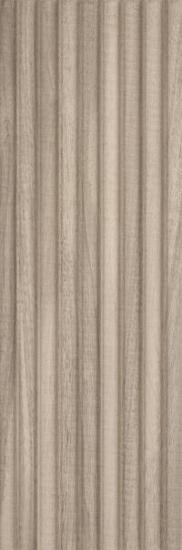 Плитка Paradyz Daikiri Wood Brown Structure Stripes  25х75