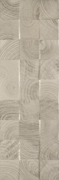 Плитка Paradyz Daikiri Wood Grys Structure Cubes 25х75