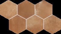 Плитка Rako Via DDVT8713 коричневый