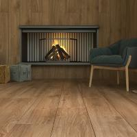 Плитка ECOCERAMIC WALKYRIA OAK 20х120 зображення 1