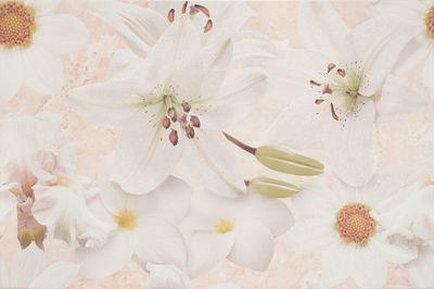 Alama beige flower