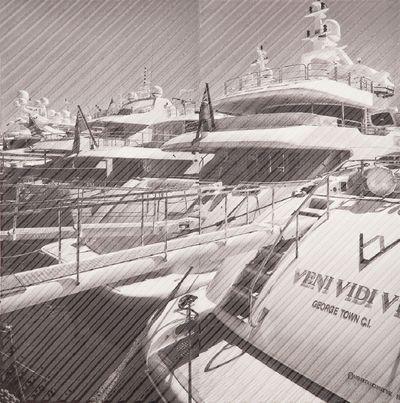 Панно Spain Yachts Panno