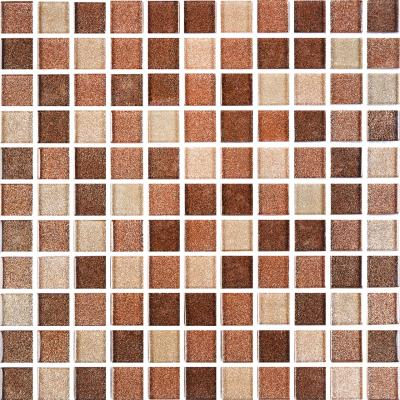 Мозаика Kotto Ceramica GM 8007 C3 Вrown Dark-Brown Gold-Brown Brocade