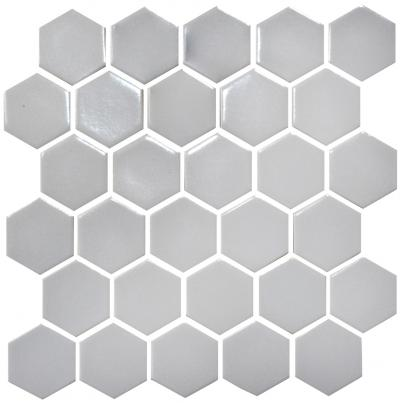Мозаика Kotto Ceramica HEXAGON H 6019 Silve