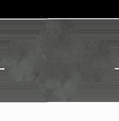 Town Antracite Mozaika Heksagon 5903978231412 28,3x40,8