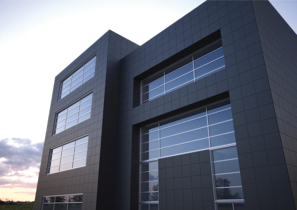 Плитка для фасада в интерьере: фото 9