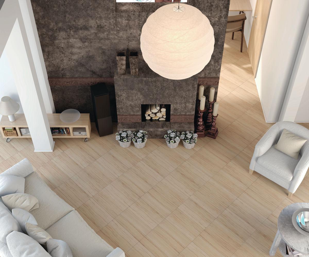 Плитка под мрамор в интерьере: фото 3