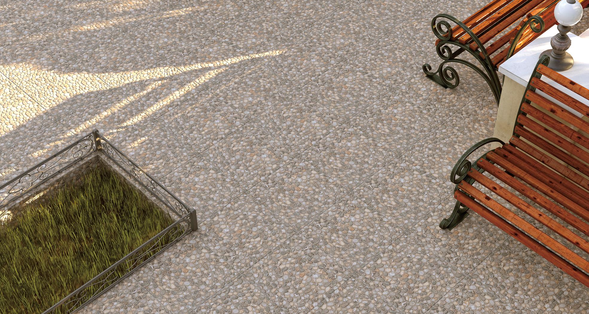 Плитка под камень в интерьере: фото 7