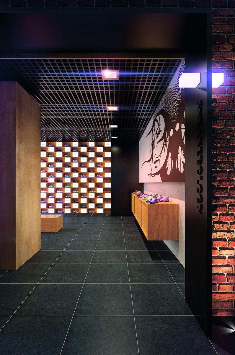 Плитка для фасада в интерьере: фото 6