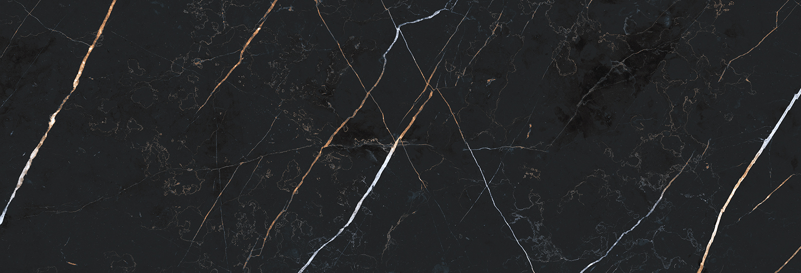 Плитка Intercerama Dark marble стена чёрный 3090 210 082