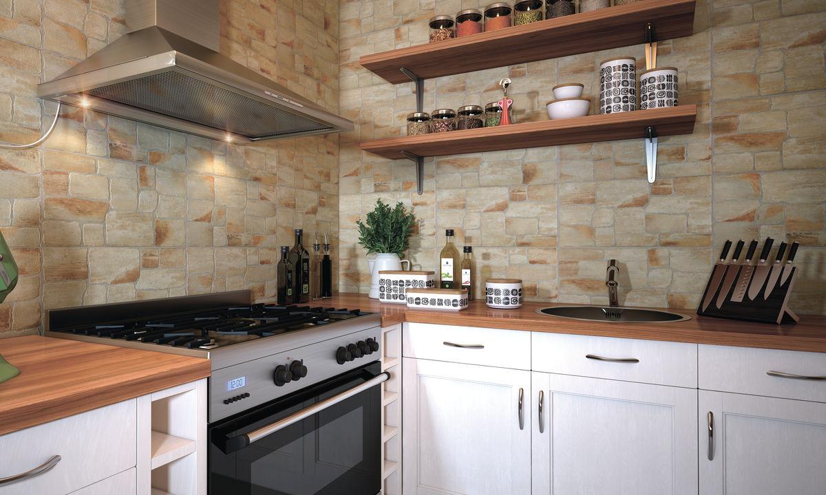 облицовочная плитка кухня